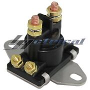 Switch Relay Solenoid For Mercury Marine Outboard 20hp 20 Hp Engine 1986-1994