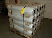 20 Rolls 36 X 66 Clear Fda Poly Bags On A Roll 300/roll 6000 Bags