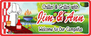 Personalized Backyard Barbecue Sign.grill Bbq Pub Bar Plaque Home Garden Party