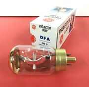 Dfa Dfg Photo Projection Light Bulb Studio Lamp Projector Nos New Old Stock