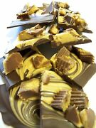Homemade Chocolate Bark Various Selections Toffee-malted Milk Ball-reeseand039s More