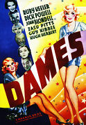 Dames - 1934 - Movie Poster