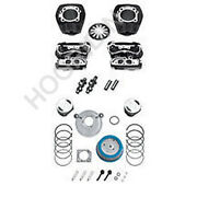 Harley Screamin Eagle 110 Cubic Inch Big Bore Engine Kit Touring Flh 27800-08