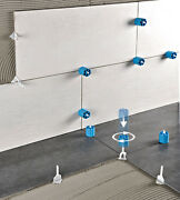 Proleveling Tile Leveling System Pro-200c Cross Spacers Kit 1mm 2mm Or 3mm