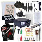 Starter Tattoo Machine Kit - Equipment Set