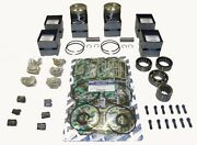 New Johnson/evinrude 3.3l Ficht 6-cyl Powerhead Rebuild Kit [2000 And Up]