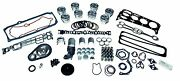 Chevy Vortec 350r 96-02 Master Engine Overhaul Kit / Roller Cam Included