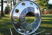 19.5 X 6 Dodge 4500 5500 Ford Wheel Accuride Accu-shield Can Use Front Or Rear