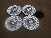 Genuine Bmw E39 E46 E36 Z3 Bbs Style 29 Wheel Hub Caps Sports Rim Covers Full