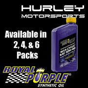 Royal Purple Max-cycle Synthetic Motorcycle Oil 10w-40 - 2 Quarts 01315