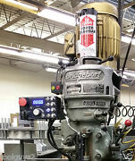 Servo Variable Frequency Drive Plus Vfd 3 Hp 460v 3phase Bridgeport Mill Milling