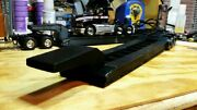 O Scale True 143rd Scale Low Boy Trailer Only, No Truck. Custom Made