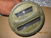 Military Jeep Willys M38 Dodge Wc Tank Truck Armored Car Tail Light 24v Nos
