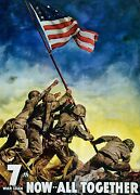 Quality Poster On Paper Or Canvas.movie Art Decor.american Soldier.iwo Jima.4804