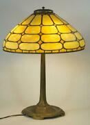 Beautiful Working Studio Colonial Lamp With Base