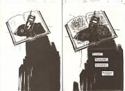 Witching Hour 2 P.24 - The Collins Book Of Shadows Splash Art By Chris Bachalo