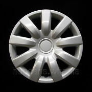 New Hubcap For Toyota Camry 2004-2006 - Premium Replica Wheel Cover 15-in Silver