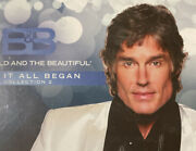 The Bold And The Beautiful - How It All Began Collection 2 Dvd 2013region 4