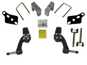 Jakeand039s 6 Spindle Golf Cart Lift Kit For Club Car Precedent Gas/electric 2004-up