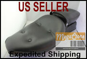 Rebel 250 Cmx250 Complete Seat Set Front And Rear - Synthetic Leather For Honda