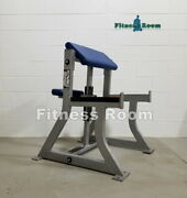 Hammer Strength Life Fitness Bicep / Preacher Curl Bench - Shipping Not Included