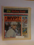 The Hockey News January 26 1990 Vol.43 No.19 Lafontaine Fetisov Mullen Jan And03990