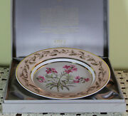 Collectors Kpm Historical Plate From The Royal Collection Limited Edition