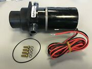 Jabsco 37041-0010 Electric Pump 12v Macerator Only For Toilet 37010 Head Boat
