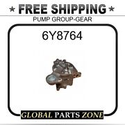 6y8764 - Pump Group-gear For Caterpillar Cat