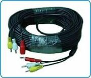 J-link Industrial Audio Video Power 65 Foot Extension Cable