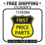 1135264 - Cylinder G For Caterpillar Free Shipping