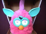 Hasbro Furby Cotton Candy 2012 Collectible Box Excellent Cond. 30 Day Warranty