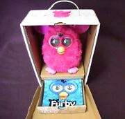 Hasbro Furby Hot Pink 2012 Rare Collectible Box Excellent Cond. 30 Day Warranty