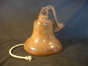 Collectible Titanic 1912 London School Ring Hanging Bell