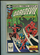 Daredevil 174 9.2 Or Better Electra Appearance
