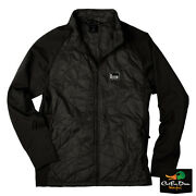 Banded Gear Casual Hailstone Jacket Full Zip Wind Proof Coat Black Large