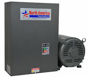 Rotary Phase Converter Pl-30 Pro-line 30hp - New Built-in Starter Ships Free