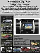 Ford Focus 2012-2015 Touch Screen Navigation System 3 Yr Warranty
