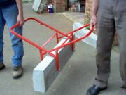 Mustang Side Gripping Kerb Lifter Uk Made Dq12