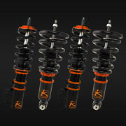 K-sport Adjustable Damper Coilovers For Holden Commodore Calais Ve Caprice Wm