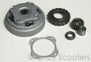 Manual Clutch Assembly For 70cc 110cc 125cc Chinese Dirt Pit Bike Lifan Ct14