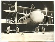 News Photo Of The Vanguard 22- Passenger Airliner 1925 W/ Typed Caption