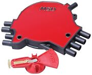 Msd Ignition 8481 Distributor Cap And Rotor Kit