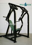 Hammer Strength Plate Loaded Shoulder Press Machine - Shipping Not Included