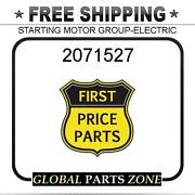 2071527 - Starting Motor Group-electric 6v4215 Fit Caterpillar Cat