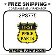 2p3775 - Core Assembly-radiator 1p7751 2y4641 Fit Caterpillar Cat