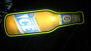 Fosterand039s Sign Of Light Beer 80 Years Box 56