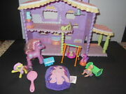 My Little Pony Newborn Cuties House Playset With Many Accessories Ref Rt786