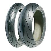 Michelin Pilot Power 120/70 Zr17 58w And 190/50 Zr17 73w Motorcycle Tyres Pair