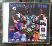The Tri 5 Family shake The Dice Tri 5 Records cd Album Country Us 1999 Hip Hop